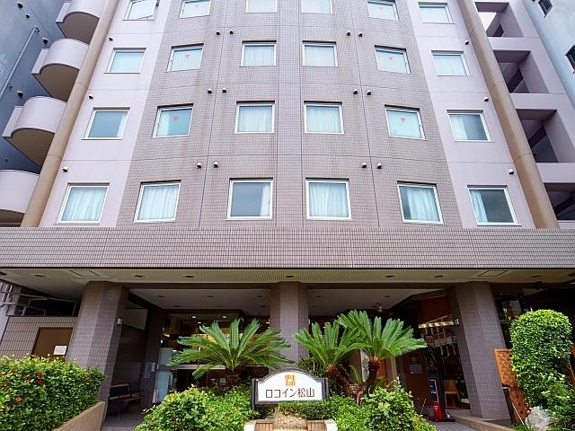 ホテル ロコイン松山 【航空券セット割】1日15室限定!ゆったり沖縄満喫♪朝食付きプラン