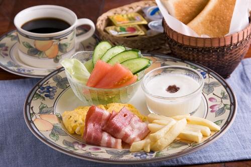 サーフサイドBed&Breakfast [ツインルーム]愛犬と朝食付き2名様プラン