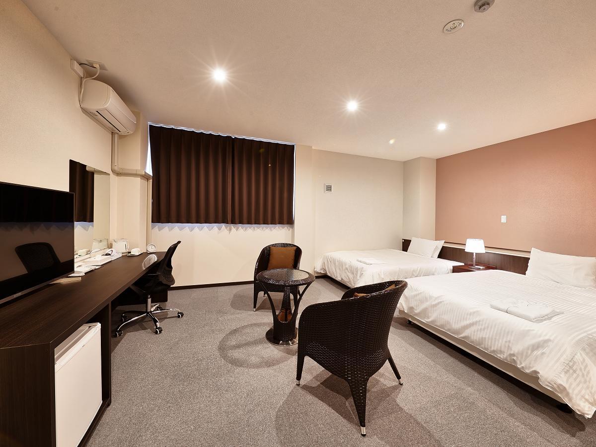 クラウンホテルアネックス / 【早割28】28日前からのご予約がおすすめ♪クラウンホテルアネックス《素泊まり》