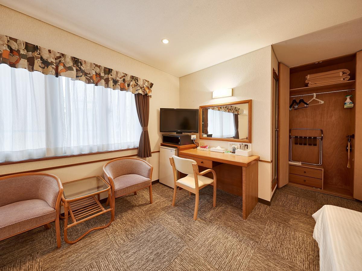 クラウンホテル沖縄 / トリプル【禁煙】