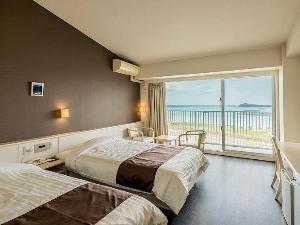 ホテルグランビューガーデン沖縄 / 喫煙オーシャンツイン【2F】