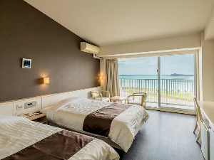 ホテルグランビューガーデン沖縄 / 禁煙オーシャンツイン