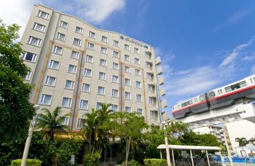 ホテルグランビュー沖縄 / ゆいレール赤嶺駅隣接♪ホテルグランビュー沖縄スタンダードプラン