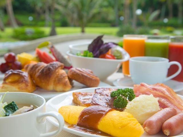 ラグナガーデンホテル / 【早期予約21 朝食付き】21日前までのご予約でお得にステイ♪
