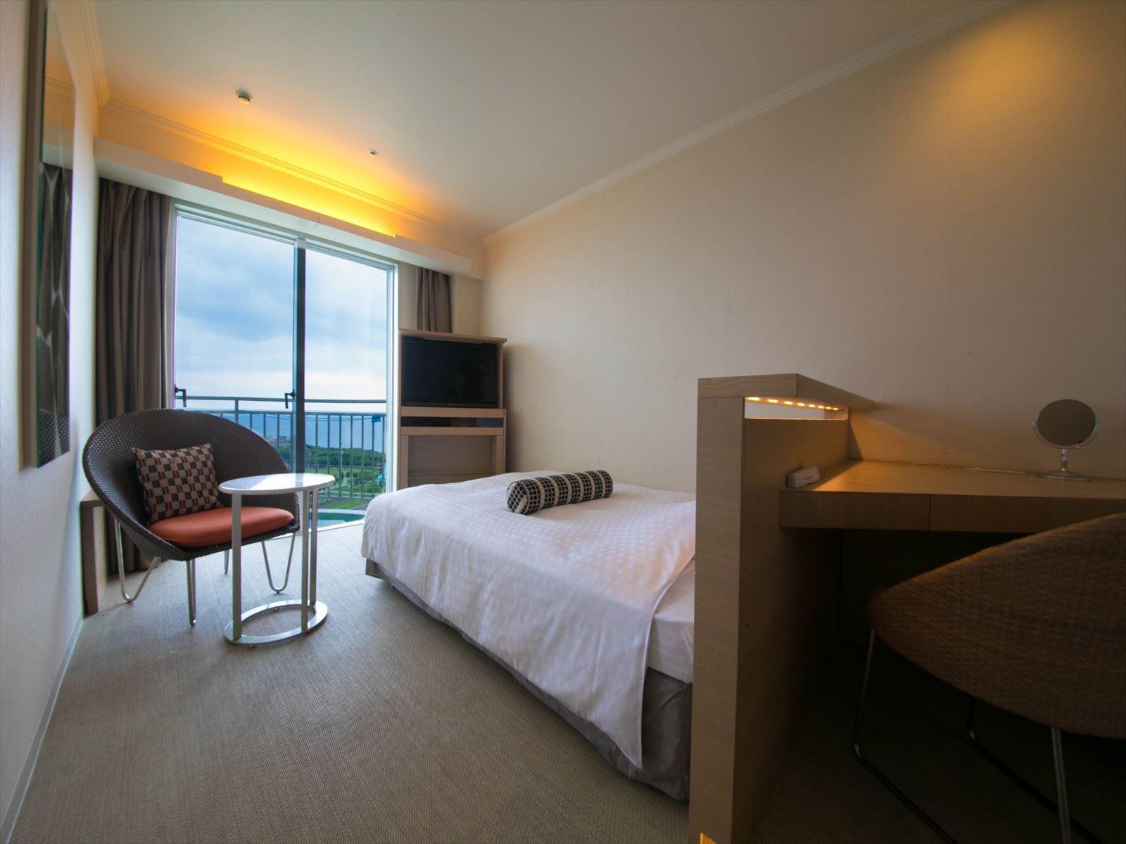 ラグナガーデンホテル / <セミダブル>コンパクトステイ!24平米ベッド幅140cm