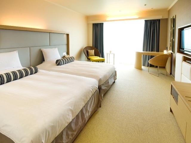 ラグナガーデンホテル / ◆ツイン‐Moderate◆コンパクトに旅を楽しむ<35平米>