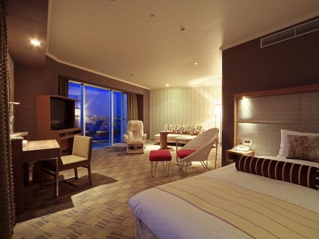 ラグナガーデンホテル / ◆ツイン‐Corner◆プライベートで他にはない開放感<60平米>