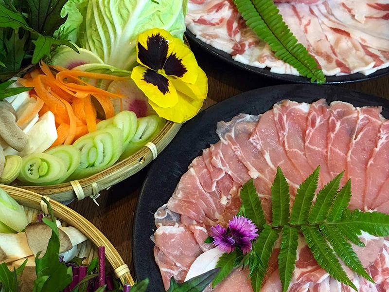 MAGACHABARU OKINAWA マガチャバル オキナワ 自然の恵みを味わう!県産黒毛和牛や島豚あぐーなど4種から選べるディナー(1泊2食付)