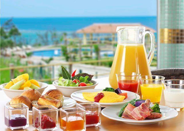 オキナワマリオットリゾート&スパ / Stay for Breakfast <朝食付>