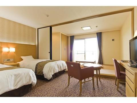 ホテルむら咲むら / 【和洋室33㎡/朝食付】ホテルむら咲むらスタンダード宿泊プラン