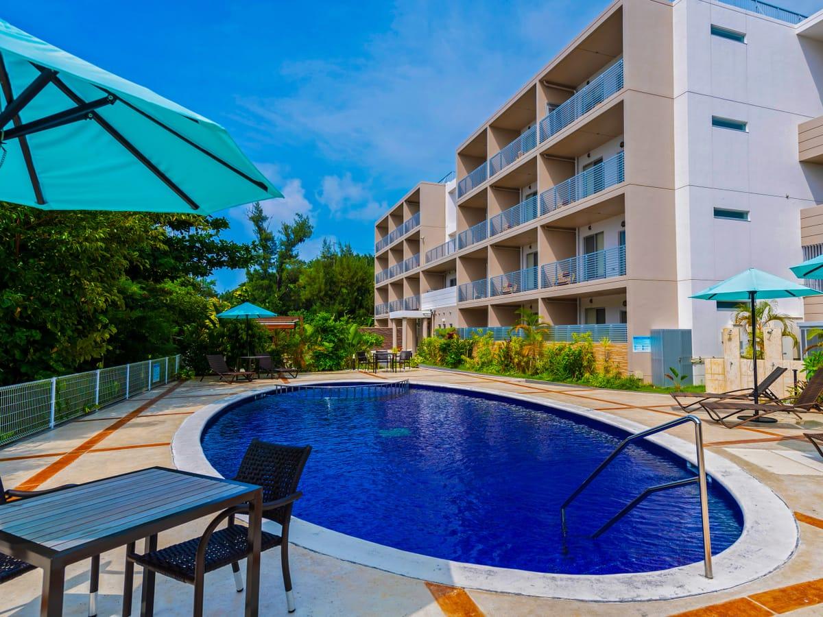 オディシス恩納リゾートホテル / 【素泊まりプラン】沖縄の海と空を贅沢に堪能する全室ジャグジー付きステイ<朝食なし>