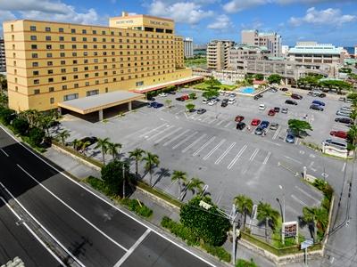 パシフィックホテル沖縄 / 【早割28】旅行するならお得に賢く28日前までの早期予約プラン(素泊り)