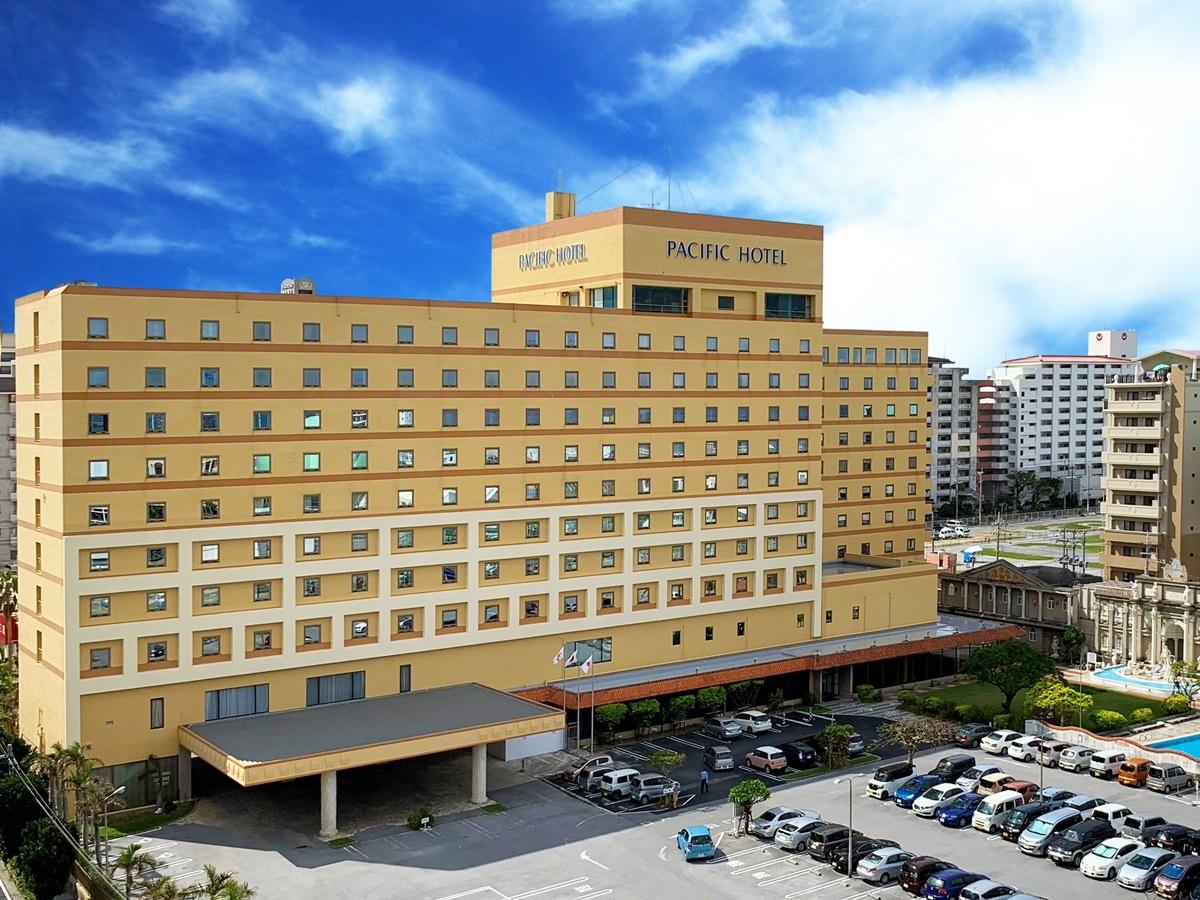 パシフィックホテル沖縄 那覇で最大級のシティ&リゾートホテル/スタンダードプラン(朝食付)