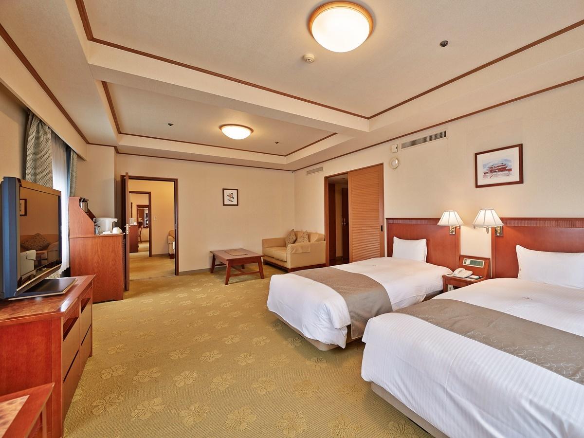 パシフィックホテル沖縄 那覇で最大級のシティ&リゾートホテル/スタンダードプラン(夕朝食付)
