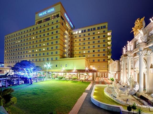 パシフィックホテル沖縄 【早得45】旅行するならお得に賢く45日前までの早期予約プラン(夕朝食付)