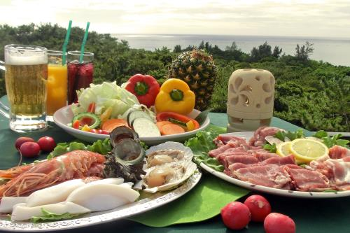 ザ・ペリドット スマートホテル タンチャワード / <ヴィラBBQプラン>BBQ食材セット×機材貸出付!手軽にBBQを楽しみたい方にオススメ♪お部屋での朝食モーニングボックス付