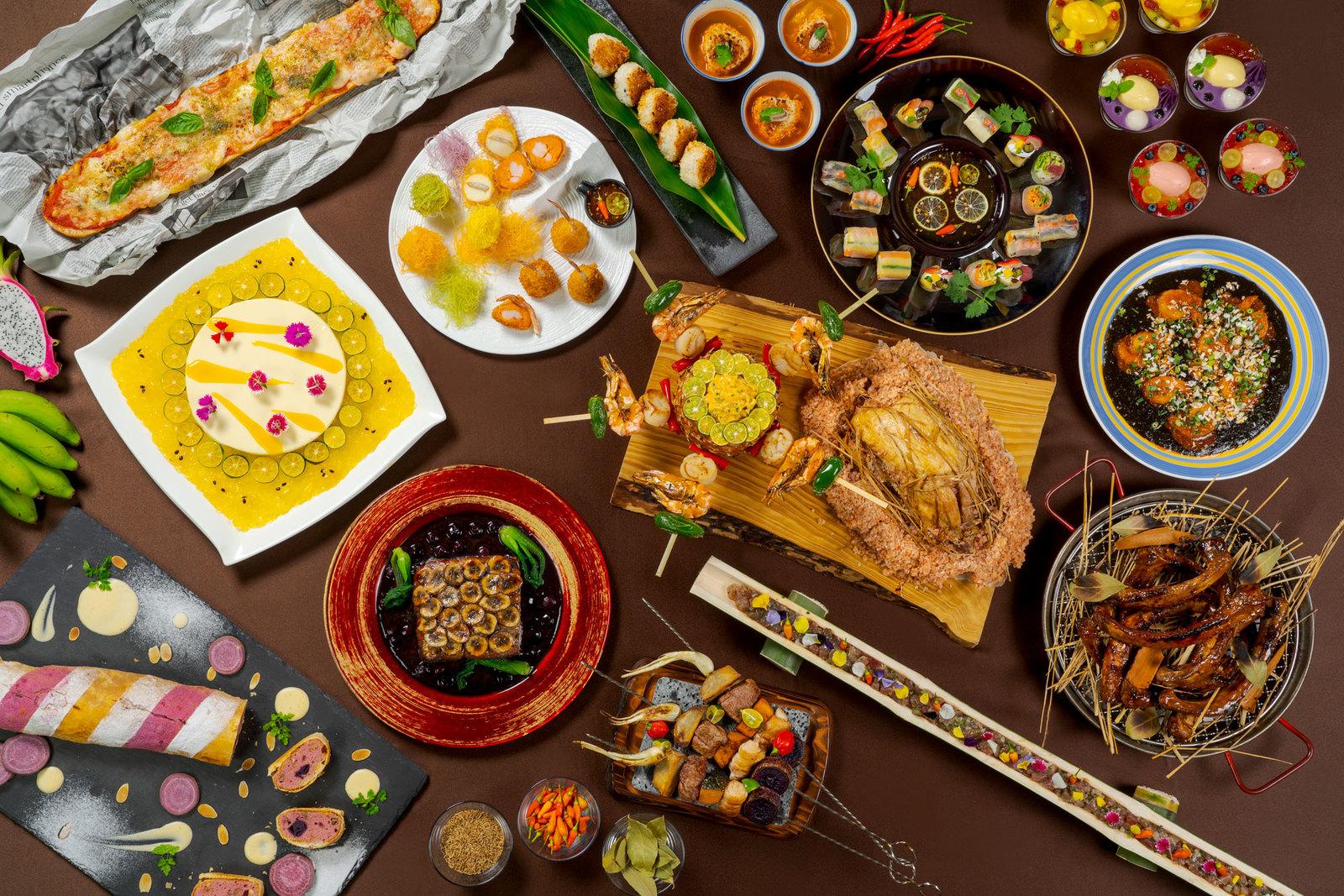 ルネッサンス リゾート オキナワ / 【◆ガルーダナイト◆ショー&ディナー】インドネシア、バリの本場ダンサーが繰り広げる南国の夜<2食付>