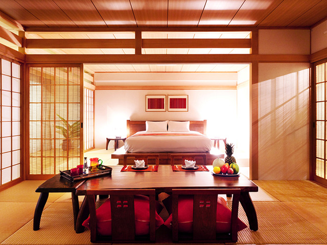 ルネッサンス リゾート オキナワ / 【ビーチビュー】琉球スイート