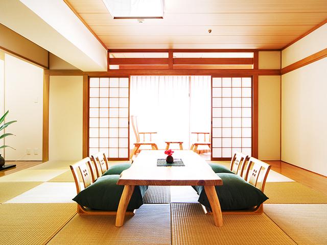 ルネッサンス リゾート オキナワ / 【コーストビュー】和室レギュラー