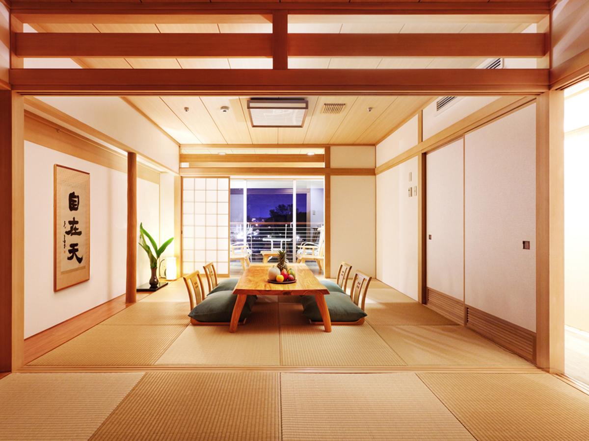 ルネッサンス リゾート オキナワ / 【コーストビュー】和室デラックス