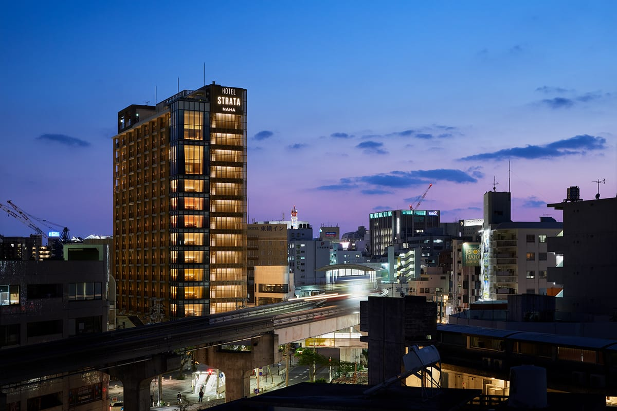 ホテル ストレータ那覇 / ◆2020年4月GRAND OPEN◆ 開業記念プラン~素泊まり~