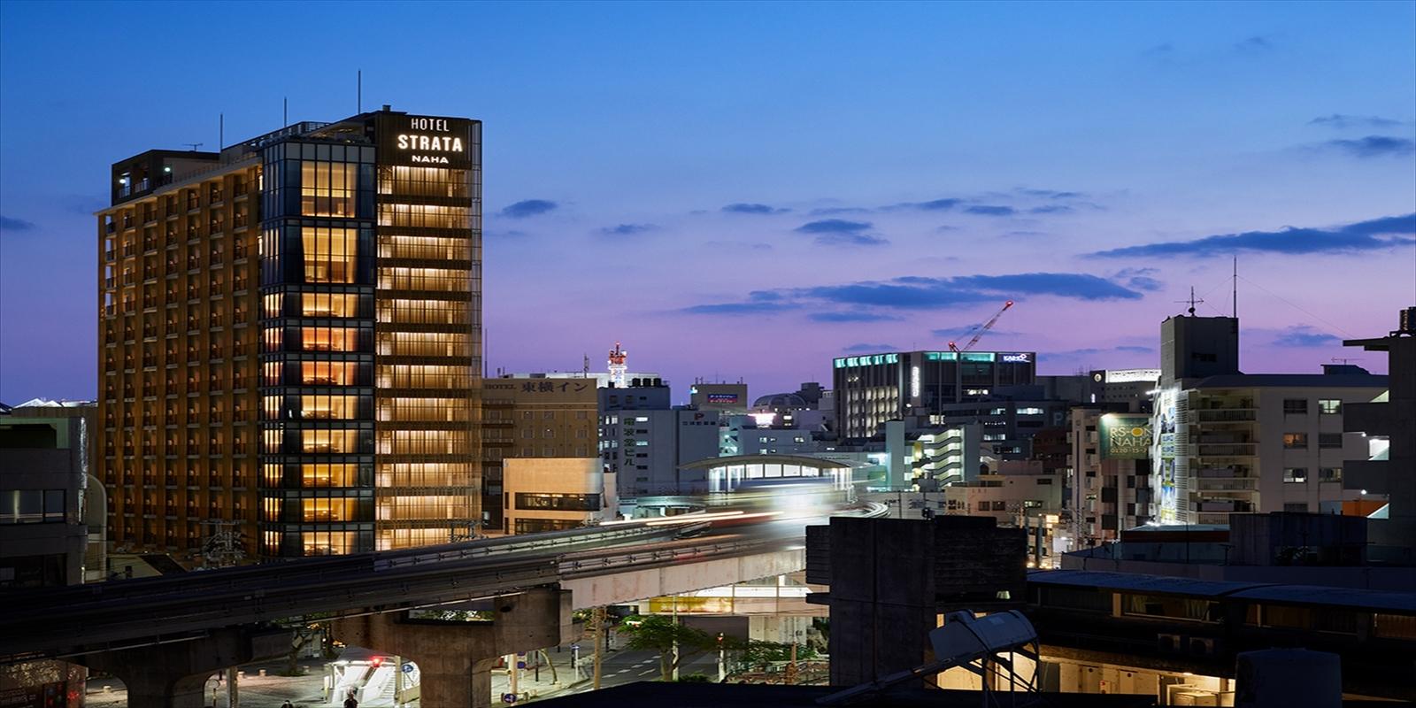 ホテル ストレータ那覇 / 【早割60】60日前までのご予約限定10%OFF<素泊り>
