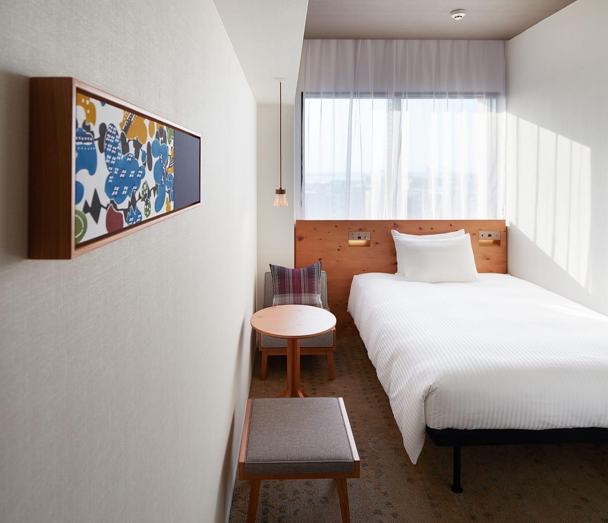 ホテル ストレータ那覇 / ダブルルーム(高層階)