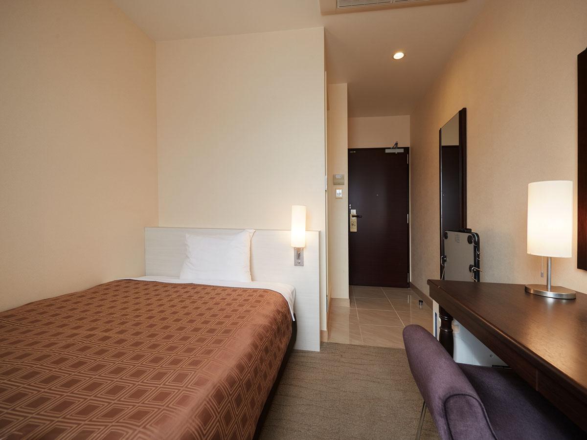 ホテルユクエスタ旭橋 自由きままな特別な旅のくつろぎに、ユクエスタのお得なプラン♪【素泊まり】