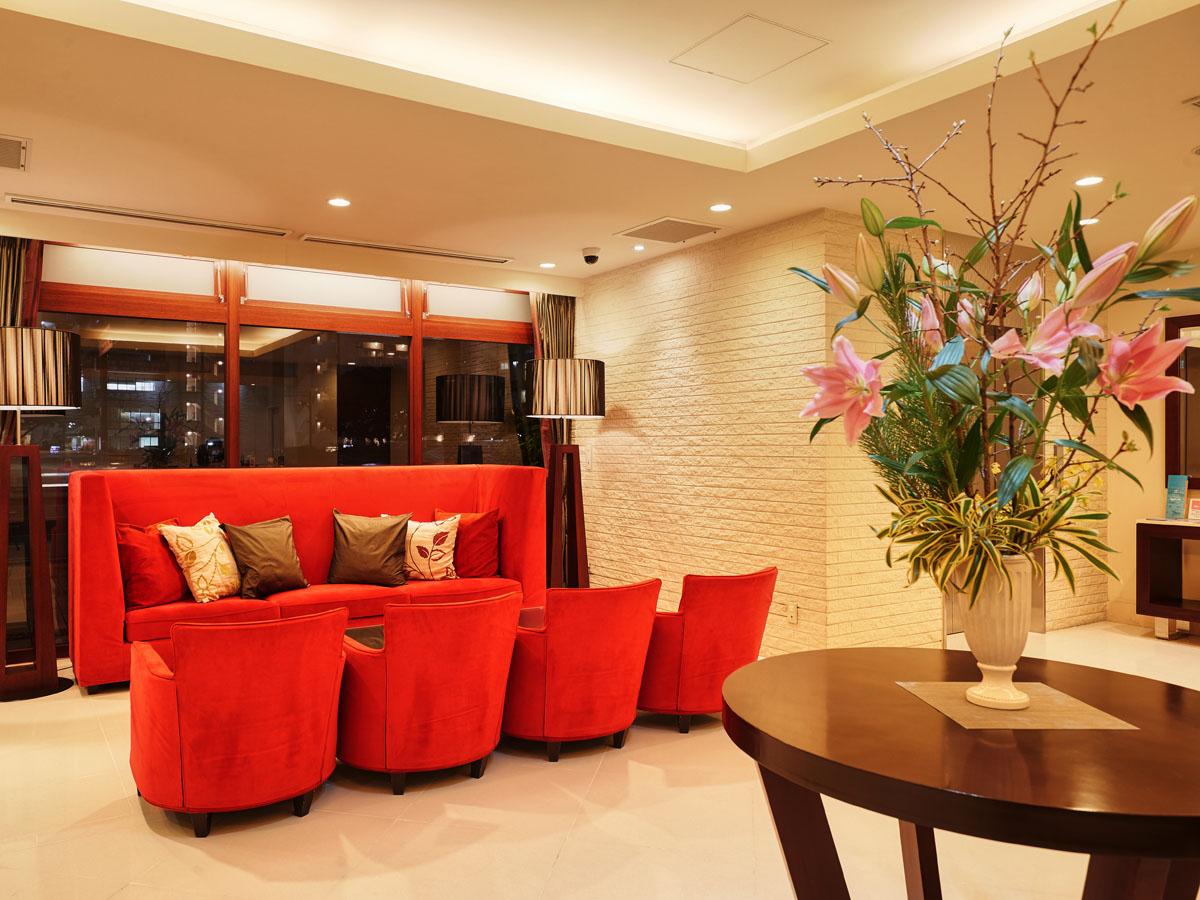 ホテルユクエスタ旭橋 自由きままな特別な旅のくつろぎに、ユクエスタのお得なプラン♪【朝食付き】