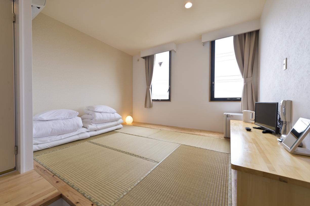 恩納和風ホテル 北海荘 / 和室1~3名様利用