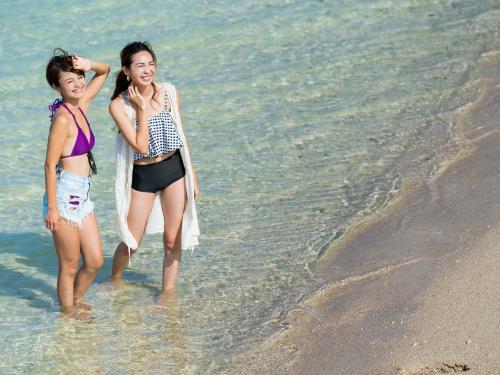 ホテル日航アリビラ ヨミタンリゾート沖縄 / <女子旅>自然派アメニティとオーシャンビューで癒しのリゾートステイ/朝食付き