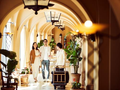 ホテル日航アリビラ ヨミタンリゾート沖縄 <セールプライス>リゾートシンプルステイ/お食事なし