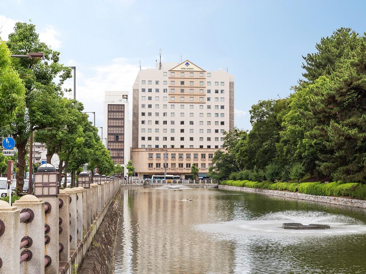 ホテルマイステイズ松山 / 【ベストレート/素泊まり】JR松山駅から徒歩8分の好立地!