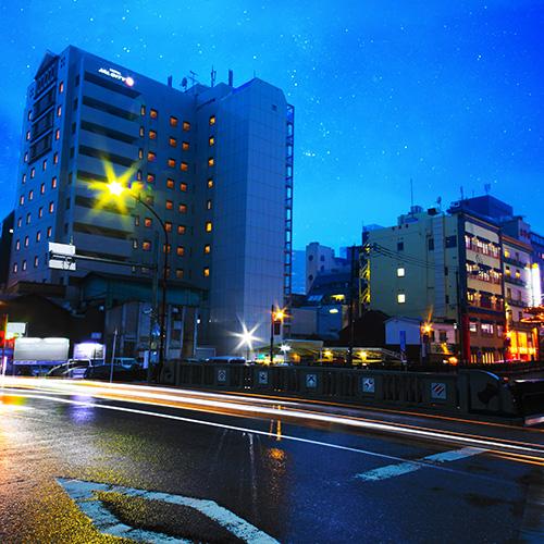 ホテルJALシティ長崎 / 【早期14:素泊まり】<ツアー限定>14日前までのご予約でお得♪直前のご予約でもリーズナブル!