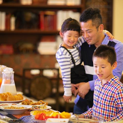 ホテルJALシティ長崎 / 【早期28:朝食付】<ツアー限定>28日前までの予約でお得♪<和・洋・中>のビュッフェを愉しむ