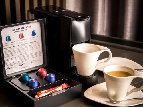ホテルJALシティ札幌 中島公園 ★30日前までの早期予約限定★旅の疲れを癒す大浴場あり&全室コーヒーメーカー完備/素泊り
