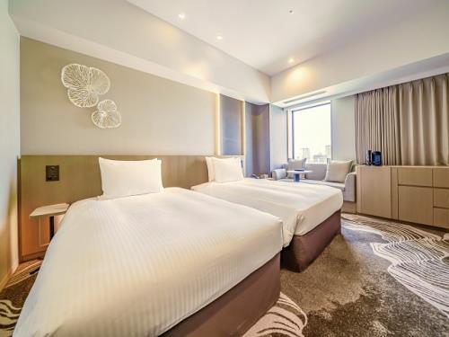ホテルJALシティ東京豊洲 【Plus Floor】SAVER(素泊り) ~上層階からの眺望&限定サービスで溢れる美しさをPlus~