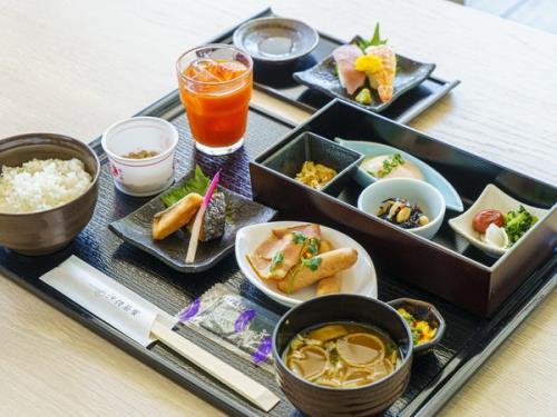 ホテルJALシティ東京豊洲 【Plus Floor】SAVER(朝食付) ~上層階からの眺望&限定サービスで溢れる美しさをPlus~