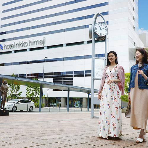 ホテル日航姫路 / <ADVANCE7‐素泊まり>1週間前の予約でお得!