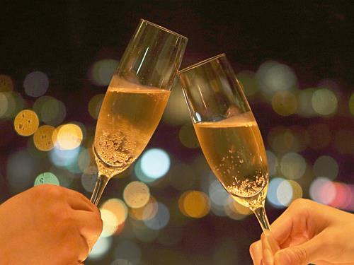 ホテル日航高知旭ロイヤル おめでとうを特別に 誕生日は夜景のきれいなレストランで <夕朝食付>