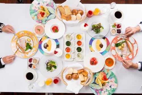 ホテル日航高知旭ロイヤル / 朝食付 和洋食ブッフェで始まる1日