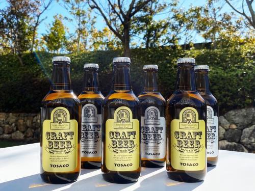 ホテル日航高知旭ロイヤル / 高知のクラフトビールを飲む! TOSACOビール3本セット付 宿泊プラン 朝食付