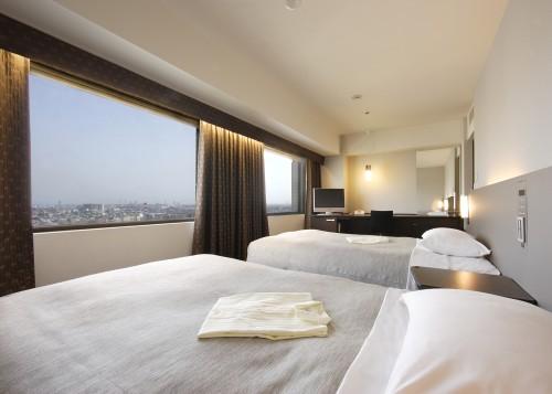川崎日航ホテル / 《喫煙》スーペリアツイン27㎡