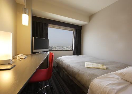川崎日航ホテル / 《喫煙》コンフォートセミダブル14㎡