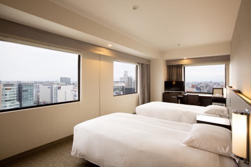 川崎日航ホテル / スーペリアツイン27㎡/禁煙