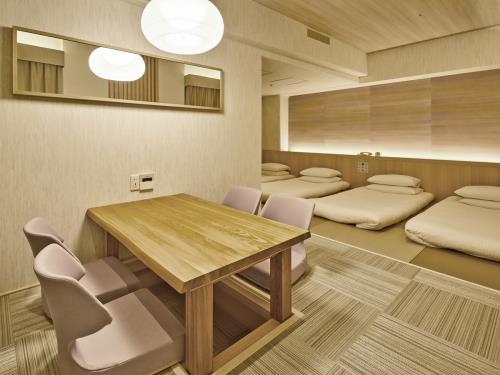 ホテル日航成田 / □禁煙□ 室数限定/J-Style ファミリー◇33㎡(本館)