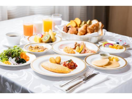 ホテル日航立川 東京 / 【ADVANCE 14 Breakfast】★お日にち限定★14日前までの朝食付き早期割引