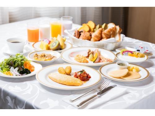 ホテル日航立川 東京 / 【ADVANCE 60 Breakfast】★お日にち限定★60日前までの朝食付き早期割引