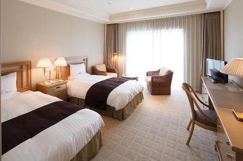 オークラアカデミアパークホテル / ■喫煙室■スタンダードツイン 30㎡