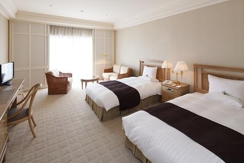 オークラアカデミアパークホテル / ■喫煙室■スーペリアツイン 39~41㎡